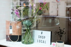 SHOPCHAT / Shop local @B-Lage