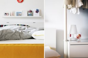 Interior / Im Familienbett mit Eve Sleep