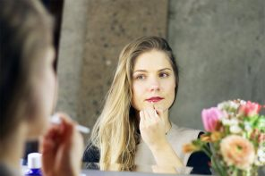 Brandnews / Kussmund mit Weleda Lip Balms