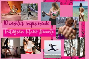 10 Fitness Instagram Accounts, die wirklich inspirieren!