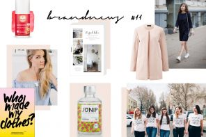 Brandnews #11 – Fashion Revolution Week Spezial